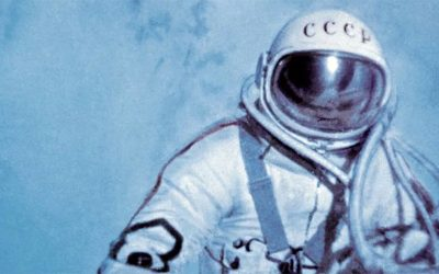The National Space Society Mourns the Passing of Alexei Leonov, the First Spacewalker