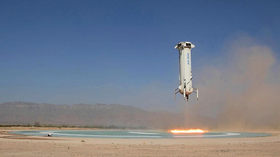 Successful Blue Origin NS-11 Flight – One of the Last Before Passenger Flights Begin