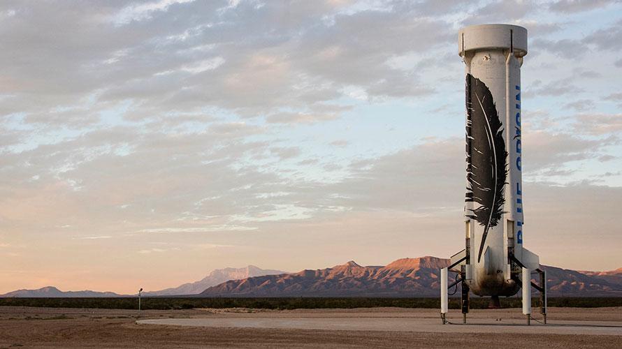Blue Origin New Shepard Flight 12 Success