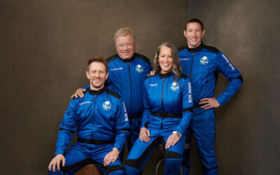 National Space Society Cheers Second Crewed Flight of New Shepard