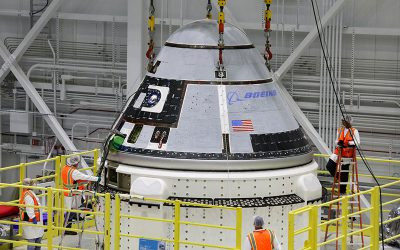 Boeing Elects to Perform Second Orbital Flight Test