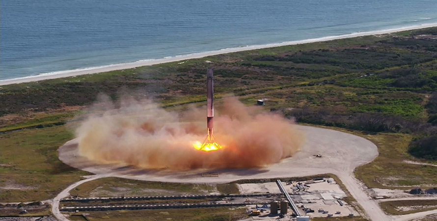 National Space Society Congratulates SpaceX and NASA on the Return to Flight Status of SLC-40 and the Launch of CRS-13