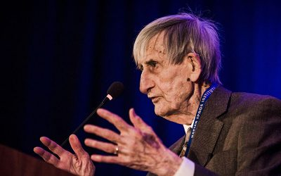 The National Space Society Mourns the Passing of Freeman Dyson