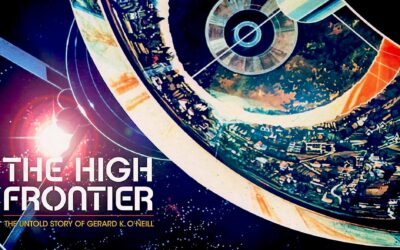 """""""The High Frontier"""" Pays Much Overdue Tribute to Dr. Gerard K. O'Neill"""