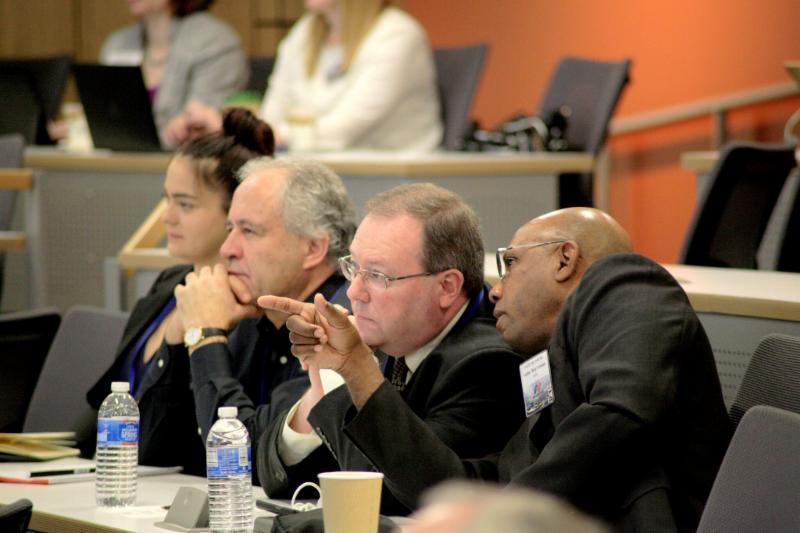Karlton Johnson at Space Settlement Summit