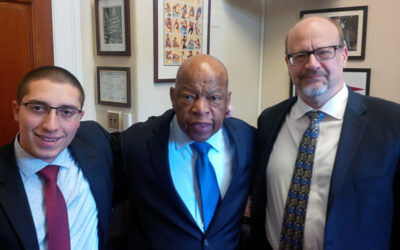 NSS Mourns Representative John Lewis – an Icon in Both Civil Rights and Space Development