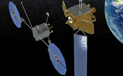Satellite Life Extension Becomes a Real Thing