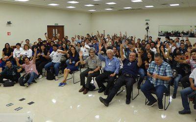 NSS Participates in Lunar Robotics Workshop in Monterrey, Mexico