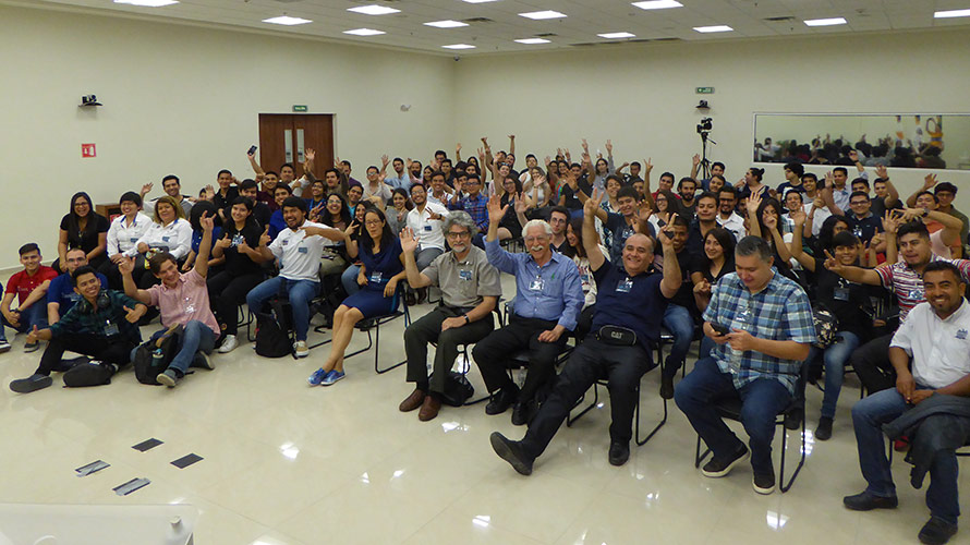NSS Participates in Lunar Robotics Workshop in Monterrey, Mexico