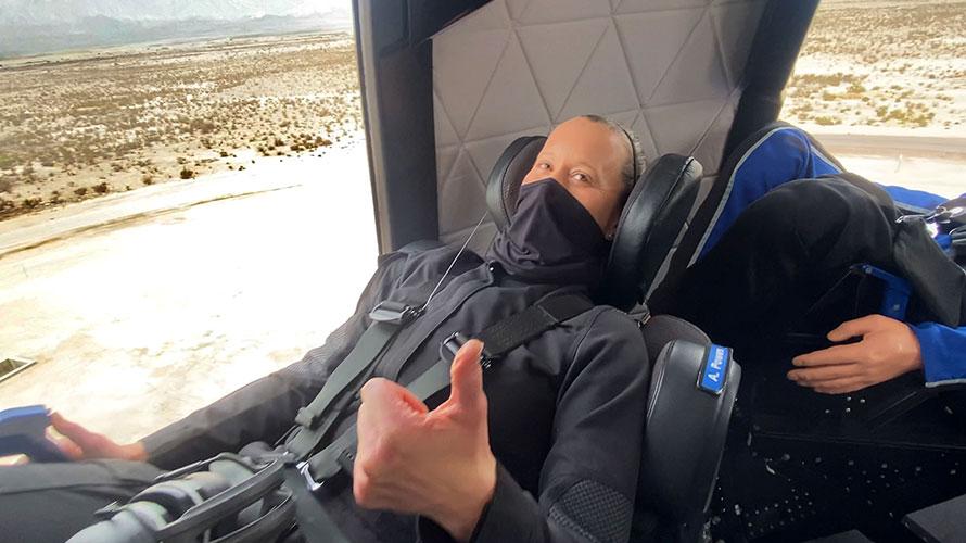 Blue Origin New Shepard Flight 15