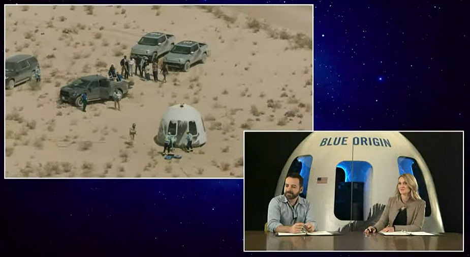 NS-15 astronaut egress rehearsal