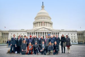 Legislative and space policy advocacy
