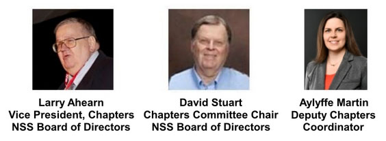 NSS Chapter leaders