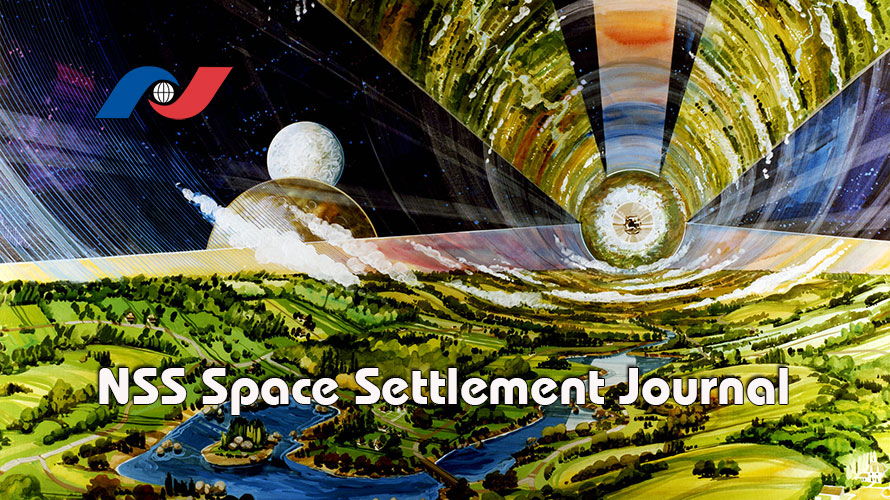 Optimal Size for Space Settlements: New in the NSS Space Settlement Journal