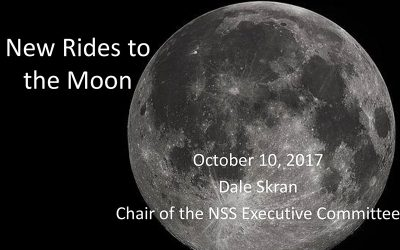 """New Rides to the Moon"" Presentation Outlines Future Launch Vehicles"