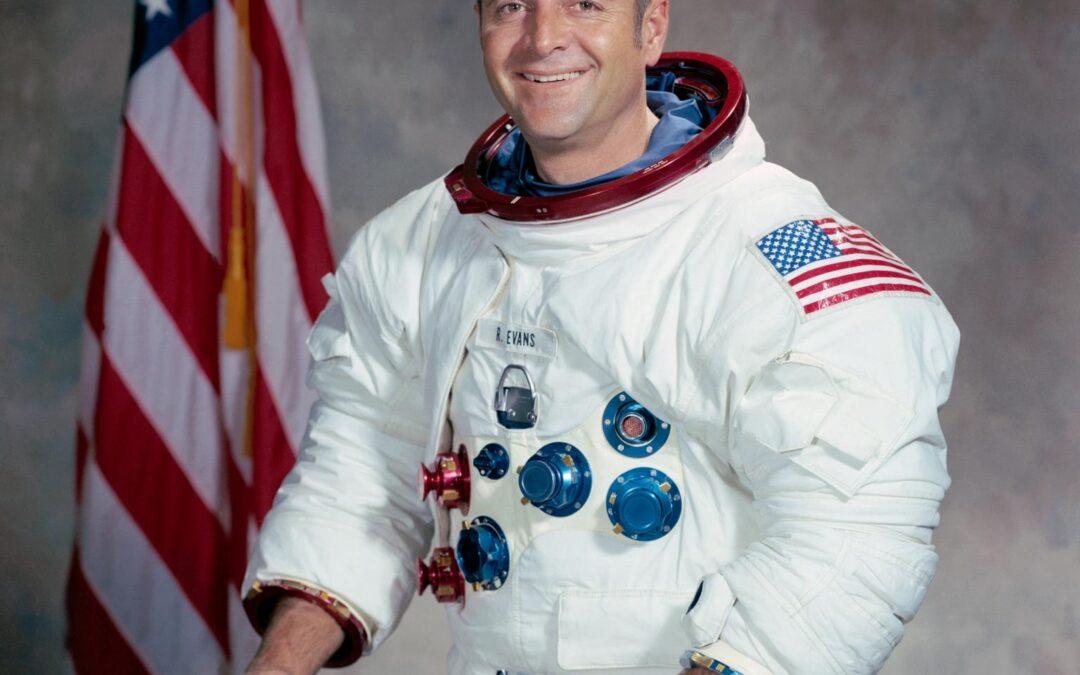 Book Review: New Ron Evans Biography Illuminates Life, Era of Apollo's Last Spacewalker