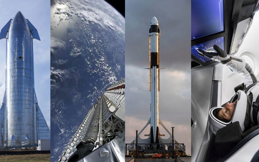 SpaceX preview