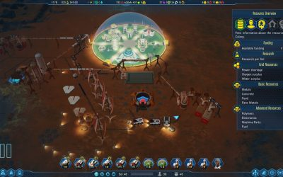 Surviving Mars (PC Game Review)