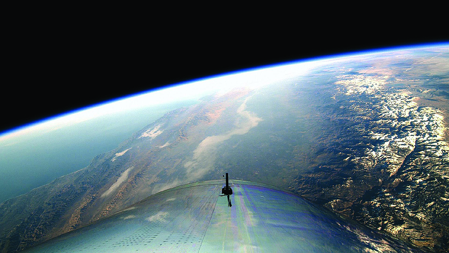 Virgin Galactic's VSS Unity Reaches Space!