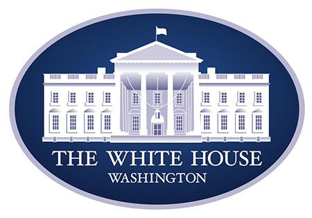 White House logo