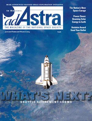 Ad Astra Magazine 2004 #1