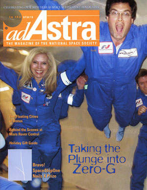 Ad Astra Magazine Vol.16 No.4