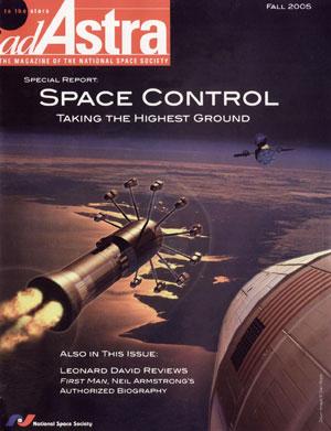 Ad Astra Magazine Fall 2005