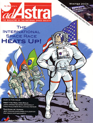 Ad Astra Magazine Winter 2005