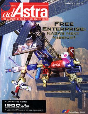 Ad Astra Magazine Spring 2006