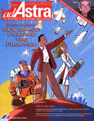 Ad Astra Magazine Fall 2006