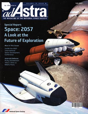 Ad Astra Fall 2007