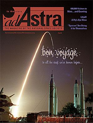 Ad Astra Magazine 2003 #4