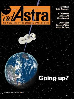 Ad Astra Magazine 2003 #1