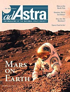 Ad Astra Magazine Vol. 14 No. 3