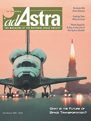 Ad Astra Magazine Vol. 14 No. 4