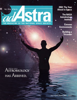 Ad Astra Magazine Vol 14 No 1