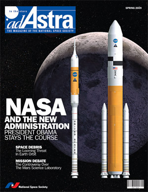 Ad Astra Volume 21 Number 1