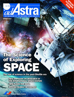 Ad Astra Volume 22 Number 1