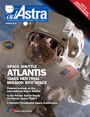 Ad Astra Volume 22 Number 2