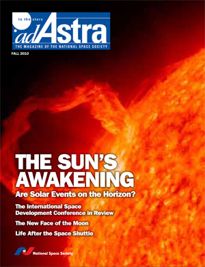Ad Astra Volume 22 Number 3
