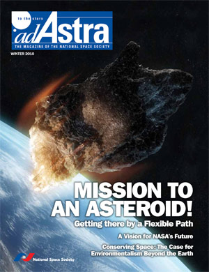 Ad Astra Volume 22 Number 4