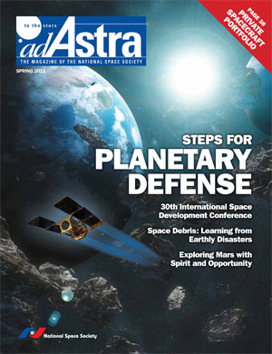 Ad Astra Volume 23 Number 1