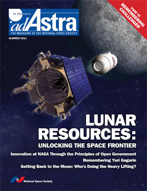 Ad Astra Volume 23 Number 2