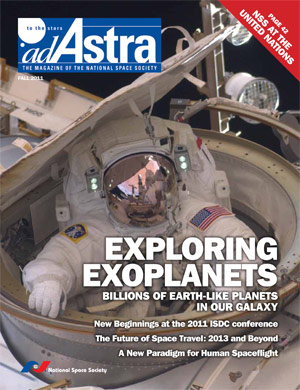 Ad Astra Volume 23 Number 3
