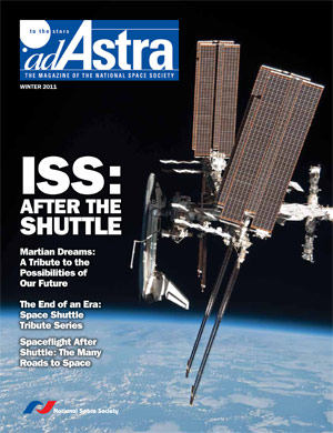 Ad Astra Volume 23 Number 4