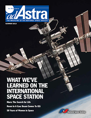 Ad Astra Volume 25 Number 2