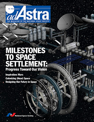 Ad Astra Volume 26 Number 1