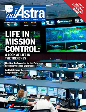 Ad Astra Volume 26 Number 2