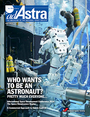 Ad Astra Volume 26 Number 3