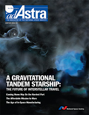 Ad Astra Volume 26 Number 4